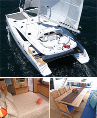 King's Ransom Luxury Catamaran Charter