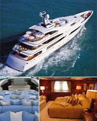 Xanadu Yacht Charter