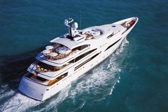 Xanadu Luxury Charters